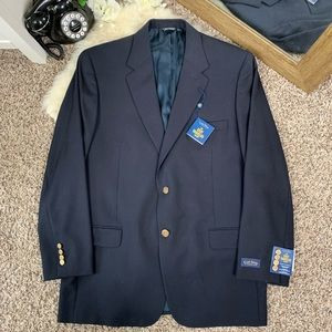 Club Room by Charter Club | Easy Traveler Blazer